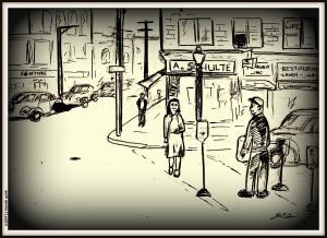 crossing water street