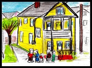 Crayon Diary Story 1 B