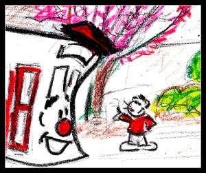Crayon Diary Story 1 Ea