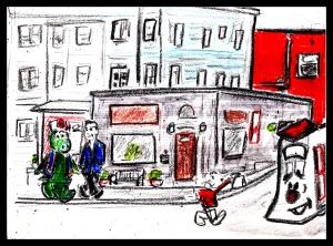 Crayon Diary Story 1 I