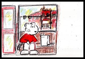 Crayon Diary Story 1 J