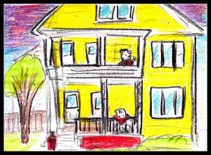 Crayon Diary Story 1 N